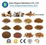 riga di trasformazione dei prodotti alimentari dei pesci del gatto del cane di animale domestico