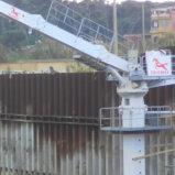 Meilleures ventes machinerie de construction mise en place de la rampe d'appui