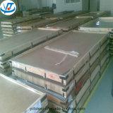 Baosteel 201 feuille d'acier inoxydable de certificat d'essai de 304 moulins