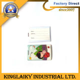 Kundenspezifische Eco-Friendly PVC-Bank Card Holder mit Logo Branding
