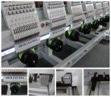 Machine à grande vitesse de broderie de chapeau d'ordinateur de première de broderie de la Chine de la machine 8 couleur de la tête 15