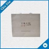 Weißer Form-Papier-Handbeutel für das Einkaufen