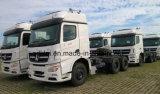大きい馬力480HP Beibenトレーラーのトラクターヘッドトラック