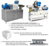 800 kg/h segmentierten Zylinder-Entwurfs-Zwilling-Schraubenzieher