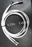 Затоплять составной коаксиальный кабель RG6