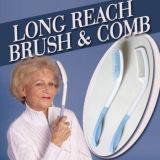 Brosse à cheveux Long Reach, poignée longue Comb
