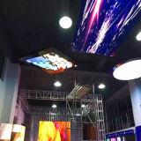Afficheur LED P6 visuel polychrome d'intérieur pour annoncer l'écran