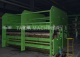 Chaîne de production en caoutchouc d'usine de bande de conveyeur de cordon en acier