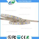 Luz de tira aprovada do diodo emissor de luz 12V do UL IP20 SMD 5050 14.4W/M