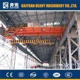 16トン容量の新製品の電磁石の天井クレーン