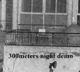 Ночное видение на открытом воздухе Инфракрасный лазерный ИК камера PTZ