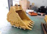 Cubeta da máquina escavadora Cat320 para vender o trabalho no ambiente duro