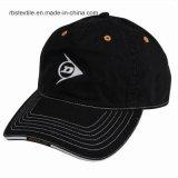 100%Cotton低価格の方法は6つのパネルの野球Cap&Hatを修飾した