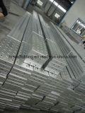 Planche d'échafaudage/passerelle en acier galvanisée panneau de promenade/échafaudage galvanisé en métal