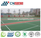 Borracha de alta qualidade Spu Desportos Flooring (silício poliuretano)
