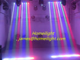 Luz principal móvil de la viga del brillo DMX512 7r de la viga del equipo 230W de la etapa
