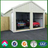 低価格の鉄骨構造のガレージ