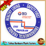 Sottobicchiere della stuoia della tazza del silicone del PVC con la certificazione dello SGS (TH-BD017)