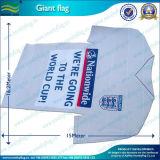 거대한 t-셔츠 깃발, 축구 깃발, 광고 깃발 (NF11F06001)