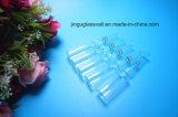 2ml effacent l'ampoule faite de Borosilicate inférieur avec des boucles