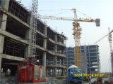 Ce SGS fábrica China Hsjj grúa torre hidráulica