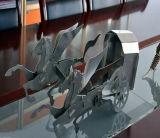 Fachmann CNC Laser-Scherblock für Metallnichtmetall-hölzernen Ausschnitt