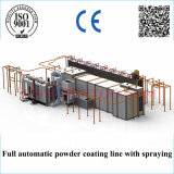 Automatic Pulito-Easy Powder Coating Booth per Automatic Powder Coating