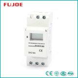 Interruptor Dhc15A 30A 24 horas temporizador digital