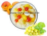 De kleinhandels Cocktail van het Fruit van de Catering van de Grootte Grootte Ingeblikte op Verkoop