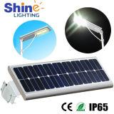 Tutti in un indicatore luminoso di via solare di 20W LED con alta luminosità