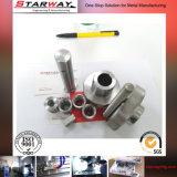 Hohe Präzisions-Metall-CNC-Drehbank Teil-Fabrik direkte Preise
