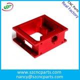 Alluminio dell'OEM 6061 6062 pezzi meccanici di CNC, lavorare di CNC