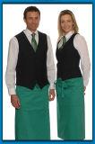 Uniformes d'hôtel/uniforme de garantie/uniforme médical d'usure de travail