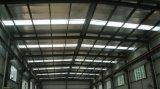 Los materiales de construcción prefabricados de estructura de acero/Luz Carport, almacenes, talleres (pH-58)