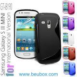 S Linha Slim Fit caso para a Samsung Galaxy Mini S3 GT-I8190 versão internacional