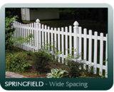 Clôtures de piquetage de jardin