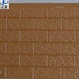 El panel compuesto de aluminio solar del material de construcción de la decoración del panel de pared del panel LED