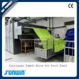 Kontinuierlicher Tumble-Trockner-Textilraffineur, nachdem trocknende Maschine gefärbt worden ist