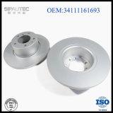 Pièces de rechange automatiques 34111161693/34 11 1 158 disque de frein de rotor de 042 freins pour la BMW