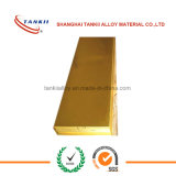C17200 Round Bar, Beryllium Copper Strip / sheet / Plate / Bar C17200 / C17500 / C17510 / C17410 / C17460