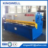 Scherende Machine van het Metaal van Kingwell de Hydraulische (QC11Y-4X2500)