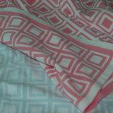Couverture en coton 100% coton tricotée