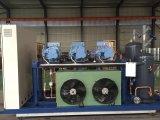 El tornillo de alta temperatura Refcomp Unidad paralelo compresor de refrigeración