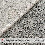 Laço de tecido de flor Soft Raschel (M1376)