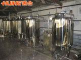 Chaîne de production d'installation laitière de jeu complet