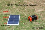 Home Solarenergie Generator Off-Grid Solar Power Kit Solar Power 270wh