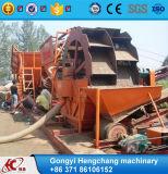 ISO&Ce 증명서 높은 능률적인 모래 세탁기 바퀴 모래 세탁기