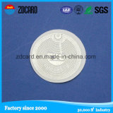 ISO1443A programmierbare wasserdichte intelligente NFC Marke