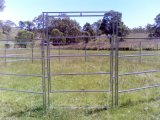 панели скотного двора труб 1.6m x 2.1m овальные
