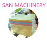 Zahnmedizinischer Schellfisch-faltendes Maschinen-zahnmedizinisches Schutzblech, das Maschine herstellt